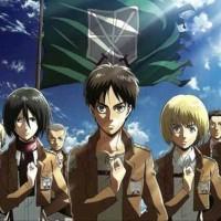 DVD Anime Shingeki no Kyojin S1 S2 Sub Indo Eps 1-End
