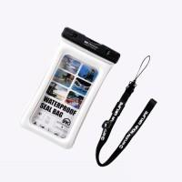 harga Wk Design Ledive Waterproof Handphone Bag Wt-q01 White Tokopedia.com