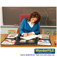 (Sale) OBRALL ASOTV Handy Organizer Tempat Simpan Berkas - WonderFile