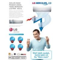LG AC Split F05NXA 1/2 PK Hercules Nova (Regenerasi Hercules Mini)