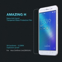 WELCOME DROPSHIPER RWN.STR CASING HP TEMPERED GLASS ASUS ZENFONE LIVE
