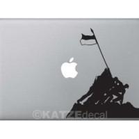 Decal Sticker Macbook - Glory Indonesia (Katze Decal)