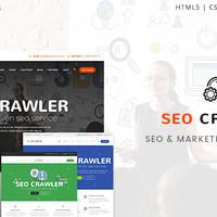 SEO Crawler v1.0.1 - Digital Marketing Agency, Social Media, SEO
