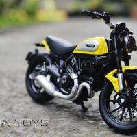 Diecast / Miniatur Maisto 1:18 Ducati Scrambler Special Edition