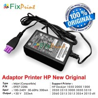 Adaptor Printer HP Deskjet 1050 d2000 k209 oj4500 f735 D2566 Murah
