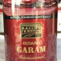 Rokok GUDANG GARAM FILTER INTERNATIONAL 50