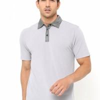 Houseofcuff Kaos Polo Shirt GREY POLO SHIRT