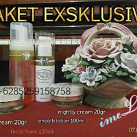 paket facial foam, smooth lotion dds desi damayanti skincare tabita