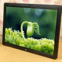 display produk / Frame Digital / Bingkai Pigura Album foto 15 inchi