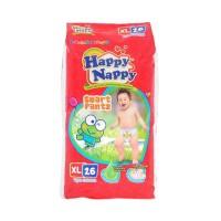 Happy Nappy Smart Pants Popok Sekali Pakai [Size XL/26 Pcs]