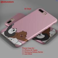 WE BARE BEARS PHONE WALPAPER iPhone Case HP