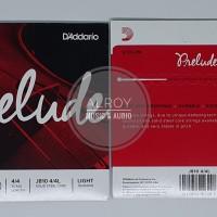 Senar Biola D' Addario Prelude Set J810 4/4 Light (Original)