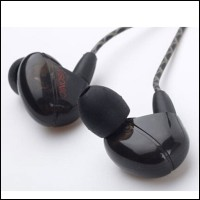 VSONIC NOISE ISOLATING DEEP BASS HI-FI IN-EAR EARPHONES - VSD2S -