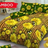 PROMO   BED COVER MURAH 180X200 T3010