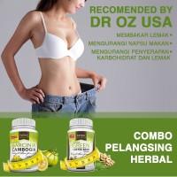 Paket COMBO GARCINIA CAMBOGIA + GREEN COFFEE BEAN EXTRACT OBAT DIET