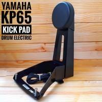 Yamaha KP65 Kickpad Pedal Electronic Double Kick Drum Trigger