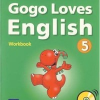 Gogo Loves English Lv 5 Workbook With Cd