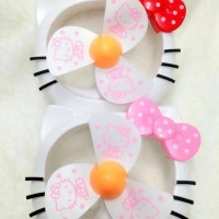 kipas angin mini karakter baling hello kitty T1910