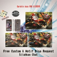 Garskin Laptop Asus ROG GL553VD motif 93 Marc Marques 2 - free custom