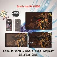 Garskin Laptop Asus ROG GL553VD motif 46 Valentino - free custom