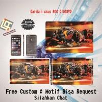 Garskin Laptop Asus ROG GL553VD motif 93 Marc Marques - free custom
