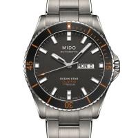 Mido Ocean Star Captain M026.430.44.061.00 TITANIUM Berkualitas