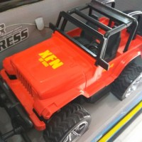 RC Jeep Off Road Strong Power 4x4 Baterai Cas