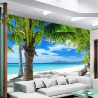 Modern home Custom 3D mural wallpape Sofa bedroom TV backdrop wall WA