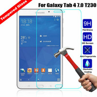 TEMPERED GLASS SAMSUNG GALAXY TAB 3 LITE / TAB 3V T110 HIGH QUALITY
