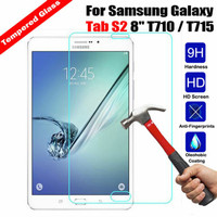 TEMPERED GLASS SAMSUNG GALAXY TAB S2 8 INCHI T710 / T715 HIGH QUALITY