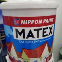 CAT GENTENG MATEX 4 KG / NIPPON MATEX / MATEK