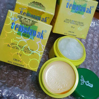 Cream Temulawak super original