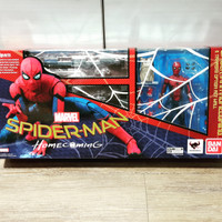BANDAI SHF SHFIGUARTS SPIDERMAN SPIDER MAN HOMECOMING OPTION ACT WALL