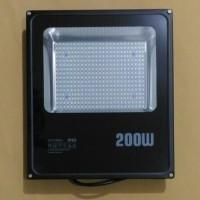 Lampu sorot LED 200W / Floodlight 200 Watt / lampu tembak