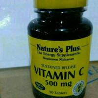 natures plus/vitamin c 500 mg/vit c 500 mg/90