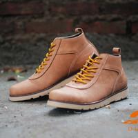 Sepatu Pria D-Island Shoes Venture Boots Keren bro SIZE 44, 45 & 56