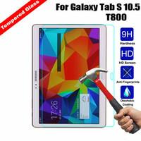 TEMPERED GLASS SAMSUNG GALAXY TAB S 10.5 T800 INCHI  HIGH QUALTIY