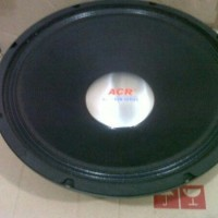 SPEAKER ACR 15500 15 INCH BLACK PLATINUM SERIES