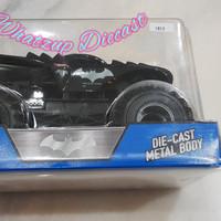 Hot Wheels Batman Monster Jam Scale 1:24