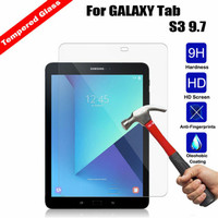 TEMPERED GLASS SAMSUNG GALAXY TAB S3 9.7 INCHI T810 T815 HIGH QUALITY