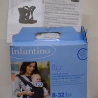 Infantino flip front2back carrier