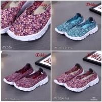 Mokka Sneakers Sport 328v Mokka  sepatu import sepatu branded wanita