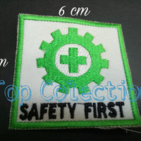 LOGO safety / logo k3/ emblem safety first