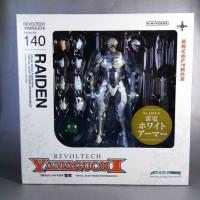 Revoltech Yamaguchi No.140EX Raiden White Armor - ORI Japan Ver