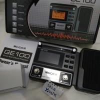 harga Guitar Gitar Multi Digital Effect Efek Mooer Ge100 Ge 100 Not Zoom Kor Tokopedia.com
