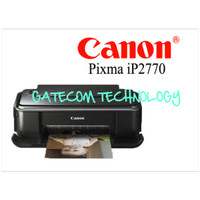 Printer Canon Pixma IP 2770