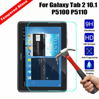 TEMPERED GLASS SAMSUNG GALAXY TAB 2 10.1 INCH P5100 P5110 HIGH QUALTY