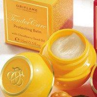 Tender Care Cloudberry / Pelembab Bibir / Pelembab Kulit Oriflame