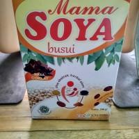 Susu bubuk kedelai mama soya rasa coklat