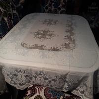 taplak meja makan 150 x225 untuk 6 kursi